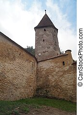 The Butchers Tower, Sighisoara - The Butchers Tower Turnul...