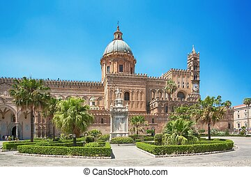Palermo Cathedral (Metropolitan Cathedral of the Assumption...