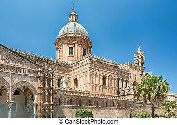 Palermo Cathedral is the cathedral church of the Roman...