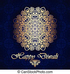 decorative background for diwali 2109 - Decorative...