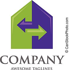home connect logo - Home and Real Estate renovation Business...