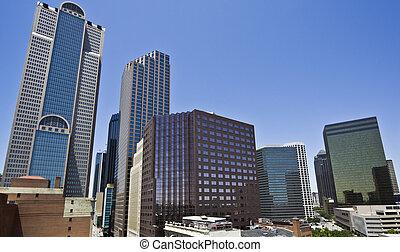 Dallas, Texas - Downtown of Dallas
