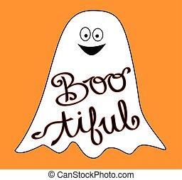 Boo tiful Ghost