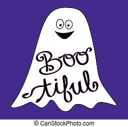 Boo tiful Ghost