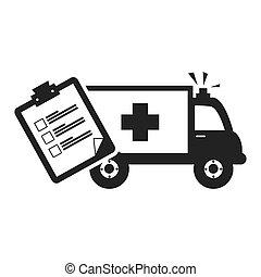 ambulance emergency vehicle - ambulance emergency medical...