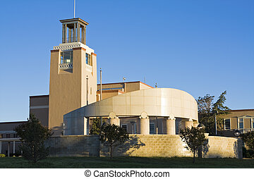 Santa Fe, New Mexico - State Capitol - State Capitol of New...
