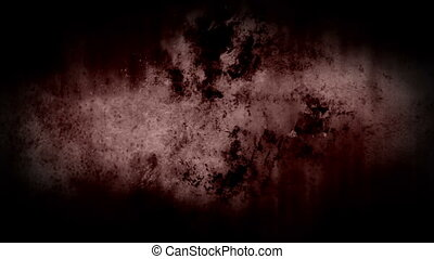 Dark rust color horror texture - Animated dark rust color...
