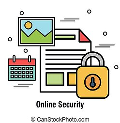 online security documents archive file design