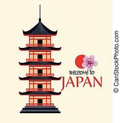 welcome japan mount fuji design