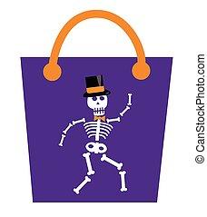 Skeleton Goodie Bag