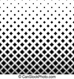 Abstract square pattern background design - Abstract black...