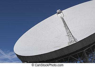 September 25th 2016. Jodrell Bank Observatory, Cheshire, UK....