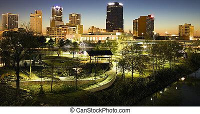 Night in Little Rock  - Night in Little Rock, Arkansas