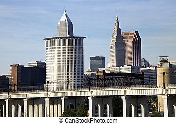 Bridges in Cleveland