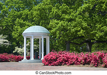 The Old Well, University of North Carolina, Chapel Hill