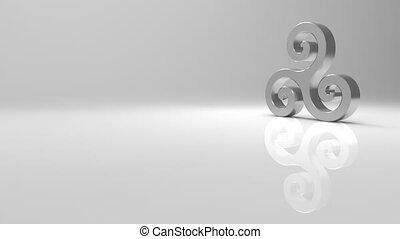 Triskel - 3D Animation