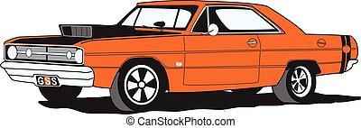 1960 Drag Car