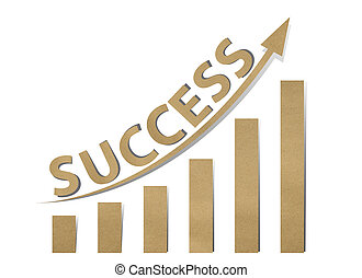 success with paper chart