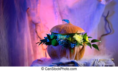 Halloween, filled with holiday traditions, symbols and...