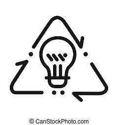 idea generation vector illustration