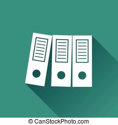 binder design icon