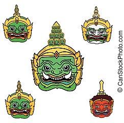 YAK - giant thai