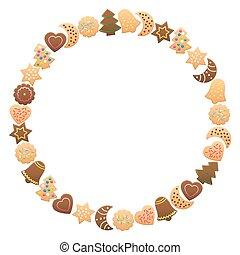 Gingerbread Christmas Cookies - Christmas cookies and...