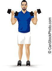training dumbbell
