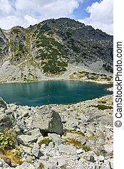 Musalenski lakes, Rila mountain, Bulgaria