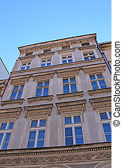 Architecture of Wroclaw, Poland, Europe City centre,...