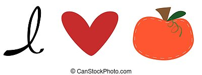 I Love Pumpkin