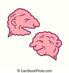 Two brains