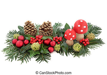 Christmas Fantasy Decoration - Christmas fantasy decoration...
