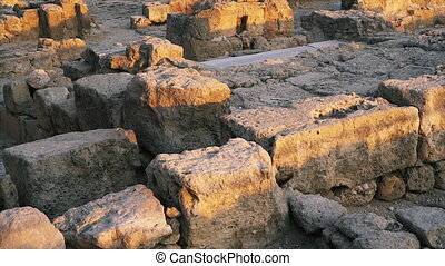 Archeological Dig Site. - Archeological Dig Site in Paphos,...