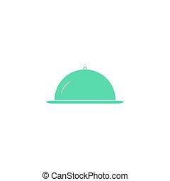 Dish Icon Vector