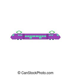 Subway Icon Vector