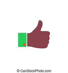OK Icon Vector