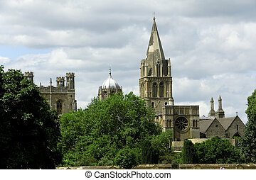 Christ Church College is founded in the 16th century