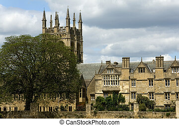Christ Church College Oxford - Christ Church college is...