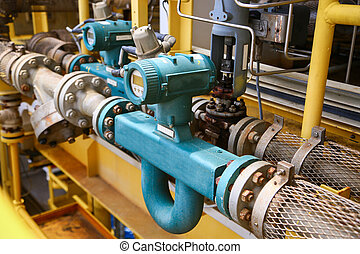 Flow transmitter or Flow transducer equipment function and...