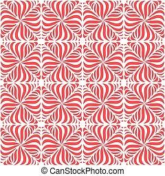 Seamless geometrical pattern