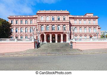 Casa Rosada Pink House - La Casa Rosada or The Pink House is...