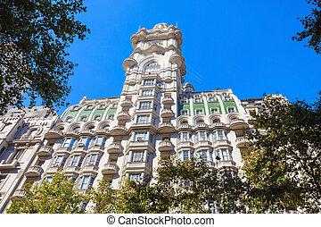 Palacio Barolo, Buenos Aires - Palacio Barolo is a landmark...