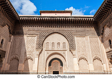 Ben Youssef Medersa - The Ben Youssef Medersa is an Islamic...