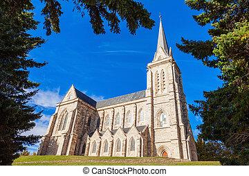 San Carlos Bariloche Cathedral - Cathedral of San Carlos de...