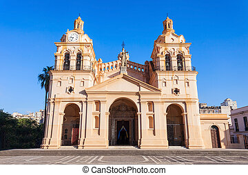 The Cathedral of Cordoba (Our Lady of the Assumption) is the...