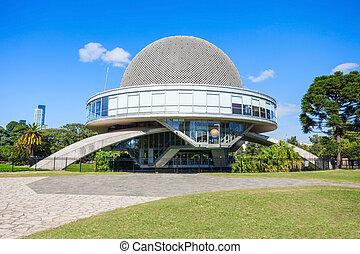 The Galileo Galilei Planetarium, commonly known as...