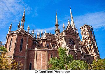 Capuchins Church in Cordoba - Iglesia del Sagrado Corazon...