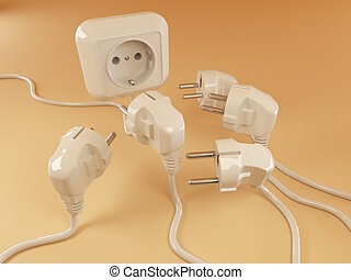 Plugs and Socket