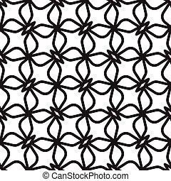Abstract seamless pattern - Geometric abstract seamless...